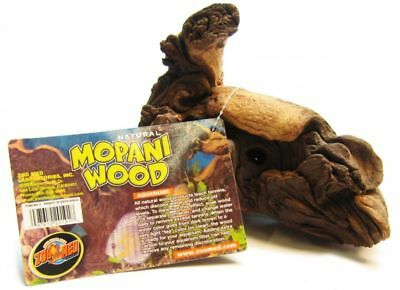 Zoo Med Natural Mopani Wood For Aquariums In Size Small