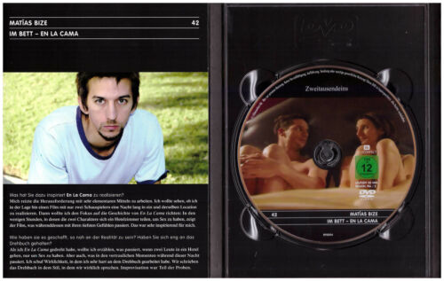 1 von 1 - Bize, Matías: Im Bett - En la Cama (DVD)