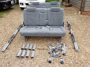 Image Is Loading Mazda Bongo Double Seat Set Up May Fit