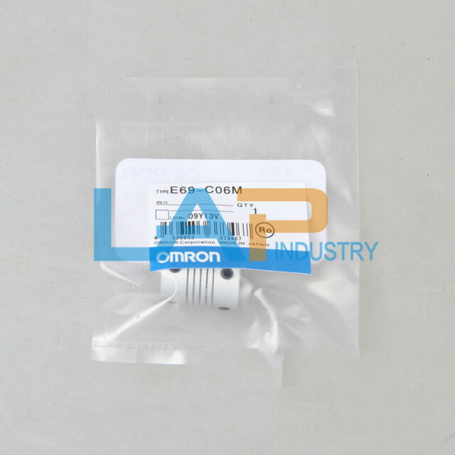 New in box Omron 10pcs rotary encoder coupling  E69-C06B One year warranty