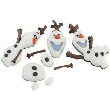 Olaf Elsa Sven Embellishments DISNEY Frozen 7750 Dress It Up Buttons