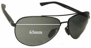 ce64e997e4 Image is loading SFx-Replacement-Sunglass-Lenses-fits-Gucci-GG2266-S-