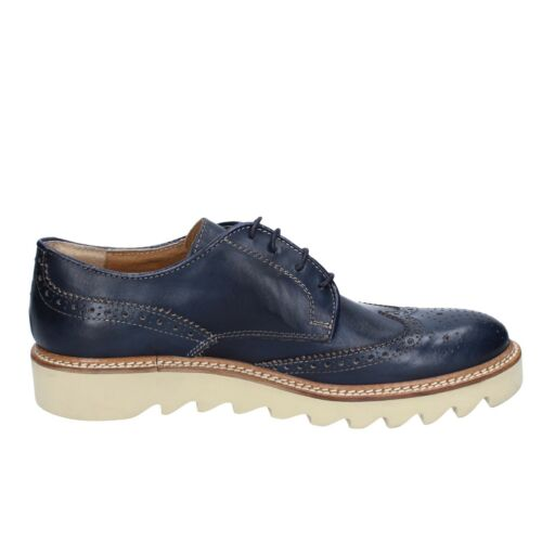 Chaussures Leather 43 Classic homme 43 Bt956 Eu Blue Evc gxYgzwq8r