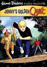 JONNY'S GOLDEN QUEST (Hanna Barbera Animation) - Region Free DVD - Sealed