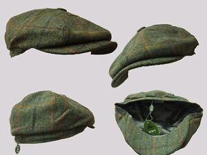 8 panel bakerboy,newsboy,peaky blinder,cheese cutter 1920s flat cap