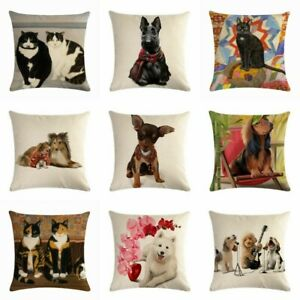 Pillow-Case-Home-Decor-Cartoon-Printing-Cushion-Cover-Lovely-Livestock