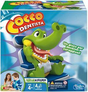 Cocco Dentista Gioco da tavolo Hasbro