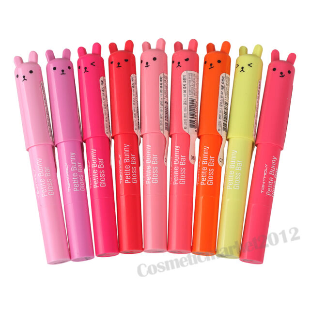 TONYMOLY Petite Bunny Gloss Bar 2g Choose 1 among 9 colors Free gift