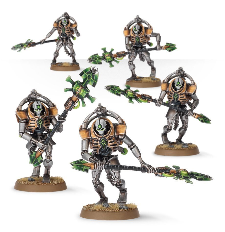 Necron Triarch Praetorians Warhammer - Games Workshop
