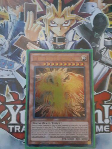The winged dragon of ra immortal phoenix MIL1