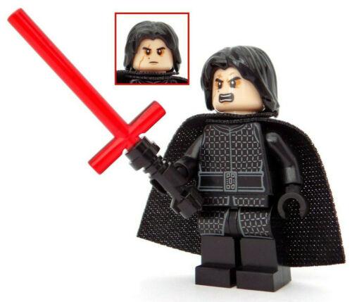 Lego Kylo Ren 75179 Cape Episode 8 Star Wars Minifigure