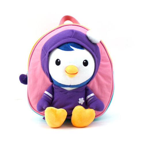 Pororo Patty Plush Backpack Safety Harness Strap to Prevent Anti-lost Toddler
