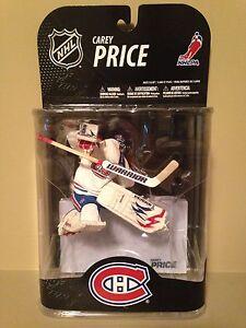 Mcfarlane Nhl Carey Price Variant Montreal Canadians Exclusive Figure.RARE
