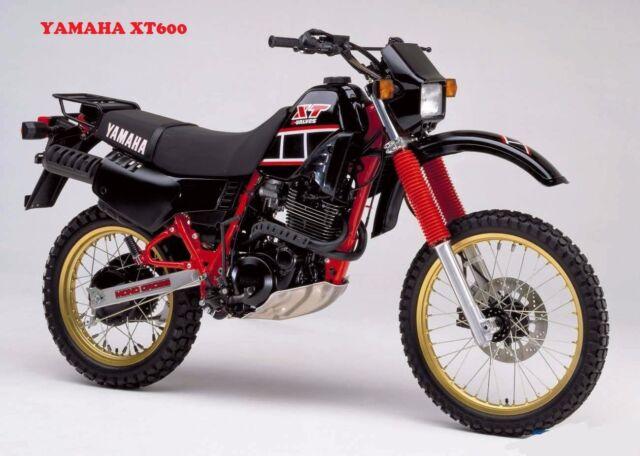 yamaha xt600 xt600e service repair workshop manual 1983 2005 xt 600 rh ebay co uk 1990 Yamaha Xt600 Custom 1990 Yamaha Xt600 Custom