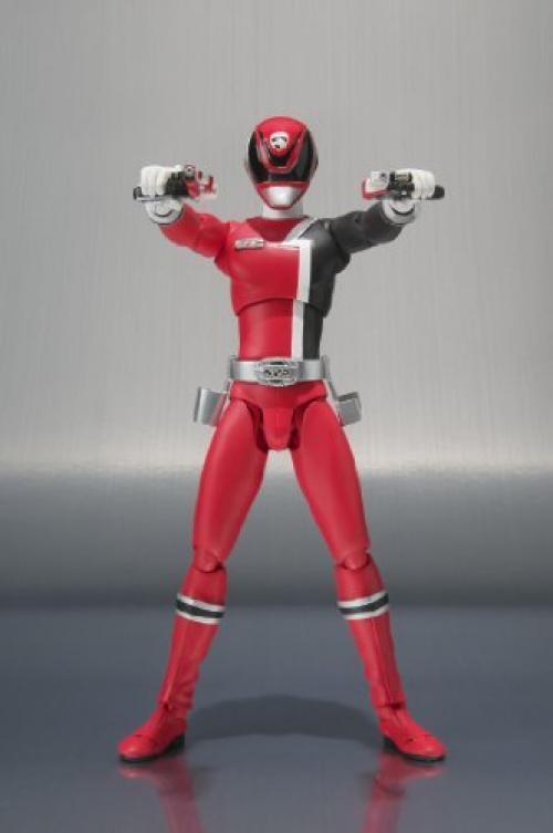 NEW S.H.Figuarts Tokusou Tokusou Tokusou Sentai Dekaranger DEKA RED Action Figure BANDAI Japan ebc6d1