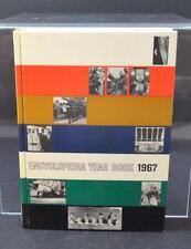 Vintage Encyclopedia Year Book Grolier (1967, Hardcover) Book GY6