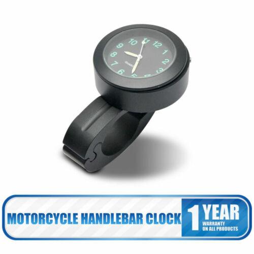 7//8 /'/' Motorraduhr Uhr Uhren Clock Für Motorrad Fahrrad Lenkeruhr