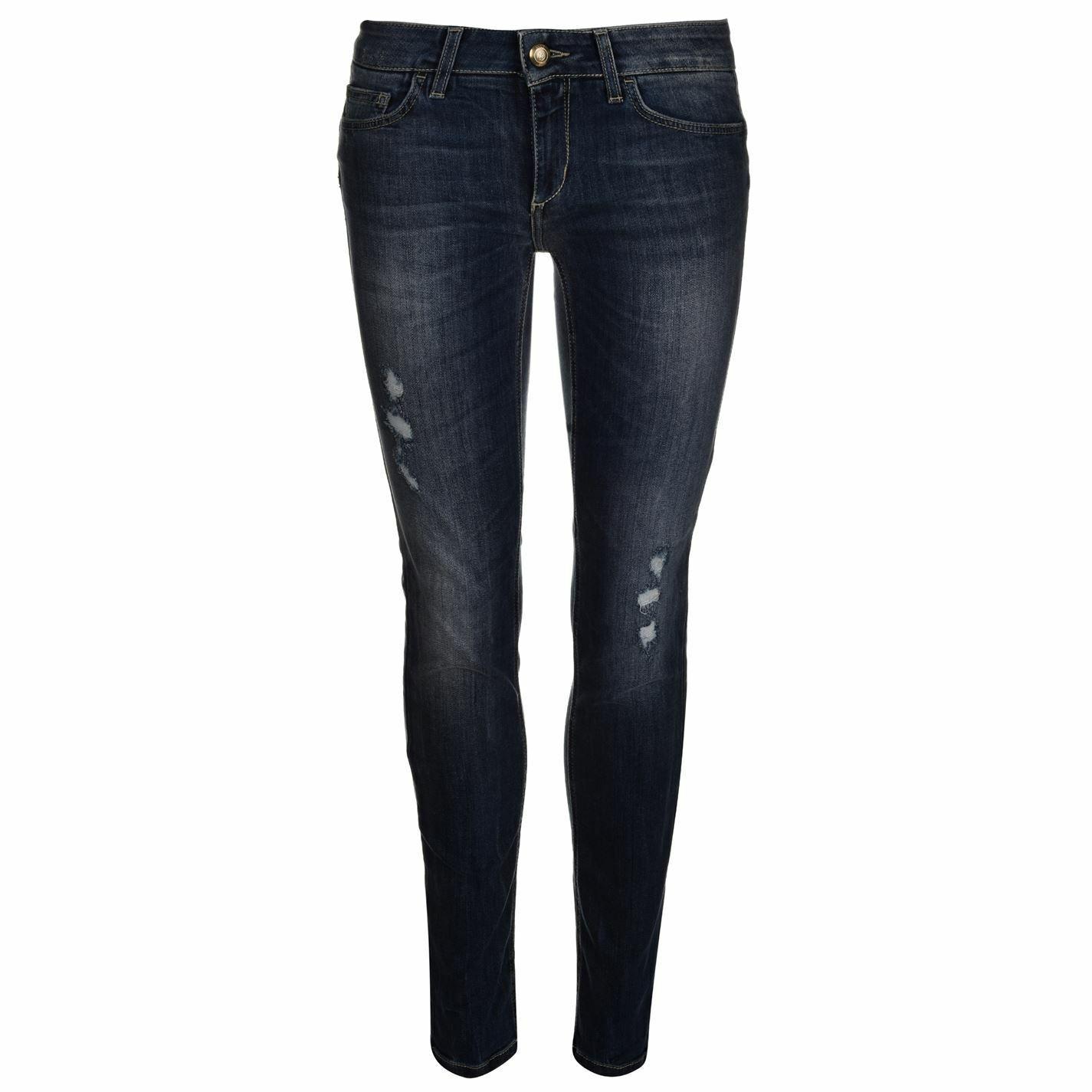 Liu Jo 406 Jeans Femme Denim Pantalon
