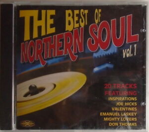Details about The Best Of NORTHERN SOUL - CD - Vol  1 - BRAND NEW