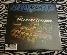 NAKED RAYGUN Basement Screams LP Strike Under KBD Effigies Bhopal Stiffs punk HC