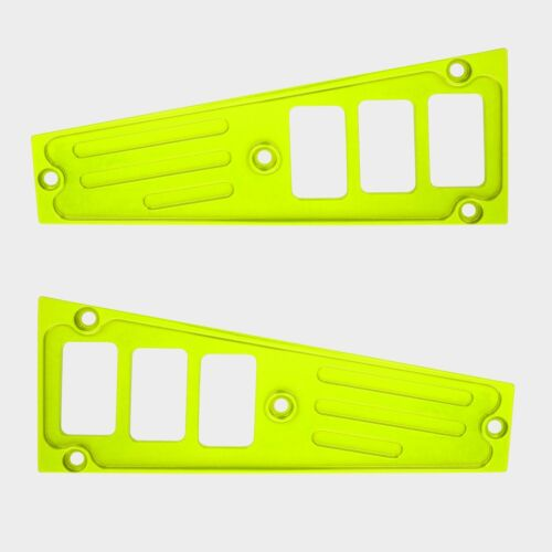 Lime Ride Command Edition Polaris XP1000 Dash Panel UTV
