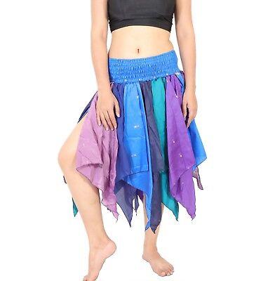 Tribal Banjara Style Diamond Cut Women Skirts 5 Pcs Pack