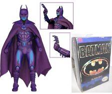 FIGURA Action 18cm BATMAN Videogame 1989 Version NECA Figure ORIGINALE Nuova