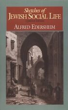 Sketches of Jewish Social Life by Alfred Edersheim (1994, Hardcover)