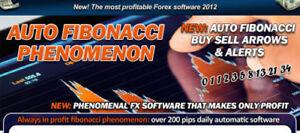 AUTO FIBONACCI PHENOMENON - Forex MT4 Trading System | eBay