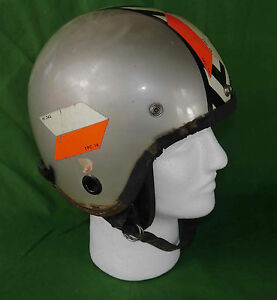 Details About Casque Moto Vintage Bayard Made In Frnace Type Aviateur