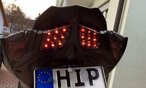 LED-Ruecklicht-schwarze-Blinker-Suzuki-GSX-R-1000-K9-L0-L1-L2-L3-L4-L5-L6
