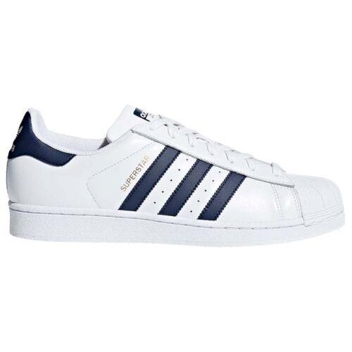 Adidas Cm8082 Superstar blu Mod Bianco x6Pw8Bx