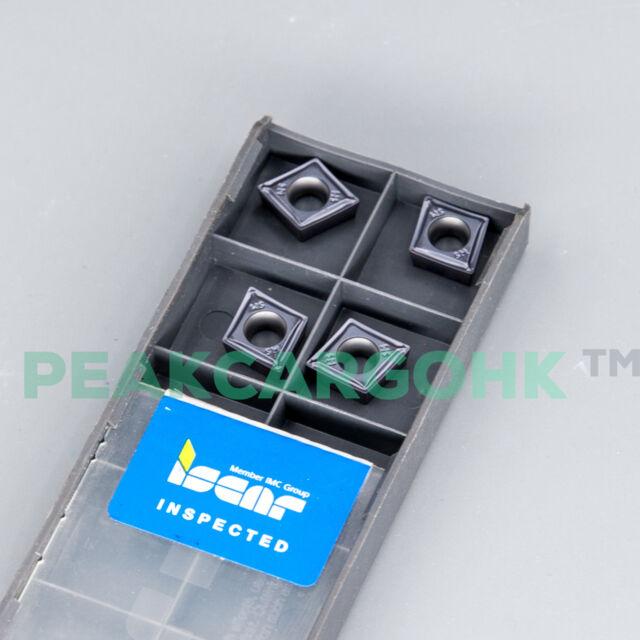 10 new CCMT 3-1-SM CCMT09T304-SM Grade IC907 Carbide Inserts
