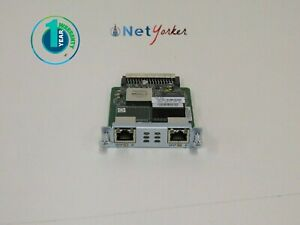 Cisco-HWIC-2CE1T1-PRI-2-Port-High-Speed-WAN-T1-E1-Interface-Card-SameDayShip