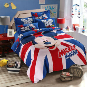 Beautiful-Bedding-Sets-Blue-for-Kids-Boys-Room-Twin-King-Queen-Size-Conforter