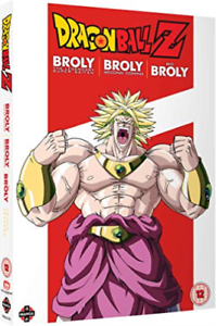 Dragon-Ball-Z-Movie-Broly-Trilogy-DVD-NUOVO