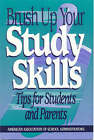 Brush up Your Study Skills: Tips for Students and Parents by Kristen J. Amundson (Paperback, 1995)