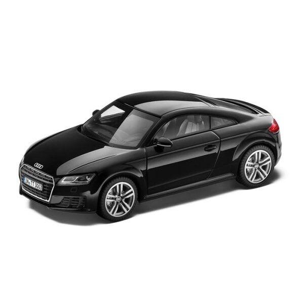 Audi TT 8 SI SPORT QUATTRO Coupe mythe noir 1 43 Kyosho (OEM concessionnaire modèle)