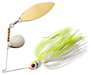 Lot Of 2 Booyah Blade 1//4oz Tandem Chartreuse