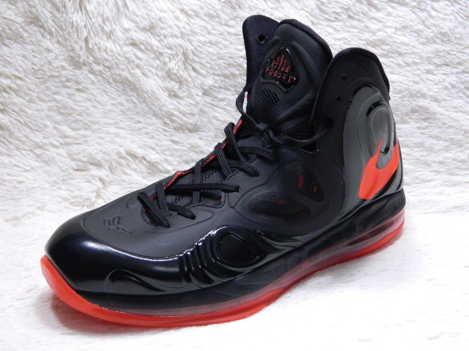 Nike air max hyperposite Uomo taglia 10 rosso posite basket libero s & h