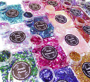 Chunky-Mixed-Glitter-Pot-or-Bag-For-Face-Eyes-Body-Tattoo-Festivals-Party-Nails