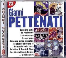 GIANNI PETTENATI - I GRANDI SUCCESSI  2 CD  2009