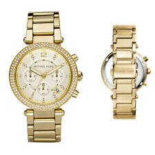 7d124b197ad0 item 2 New Michael Kors MK5354 Parker Gold Chronograph Designer Ladies 39mm  Watch -New Michael Kors MK5354 Parker Gold Chronograph Designer Ladies 39mm  ...
