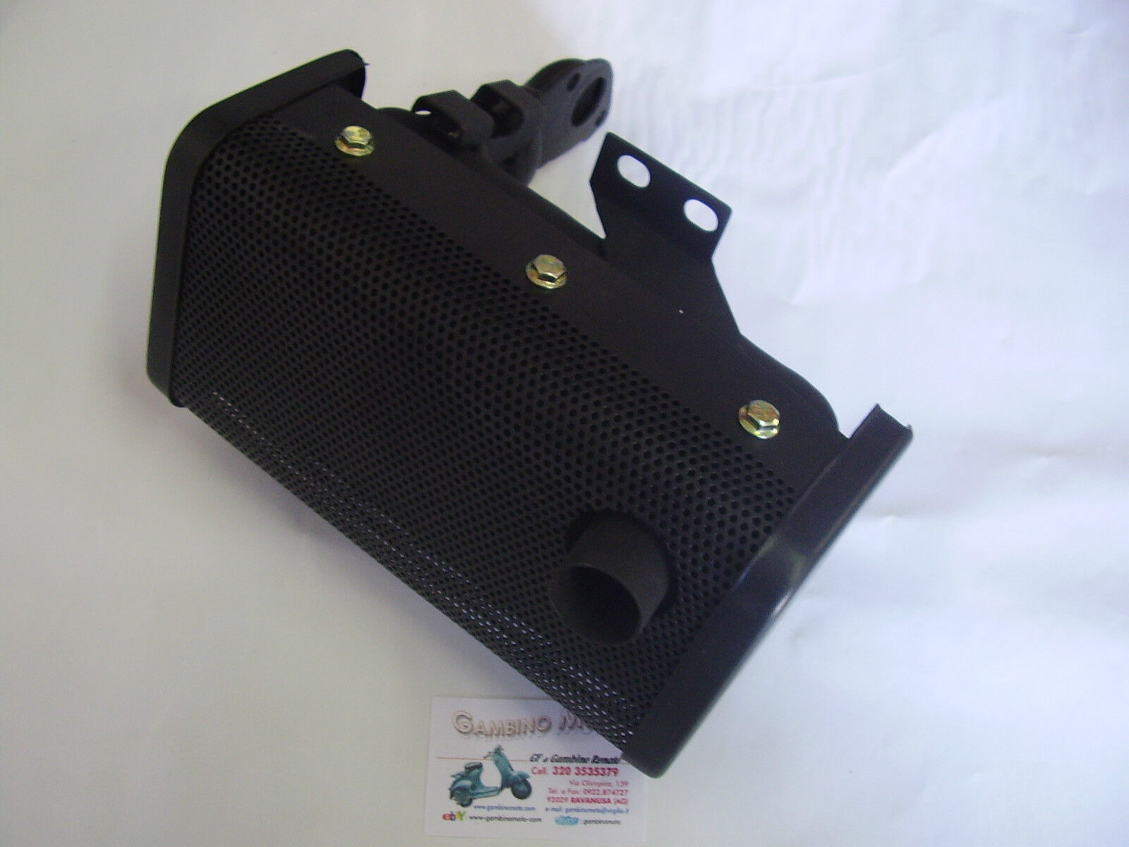 Silenciador Motor Diesel Yanmar 7CV Kama 7CV Zanetti 7CV cm 7CV Ranmay 7CV