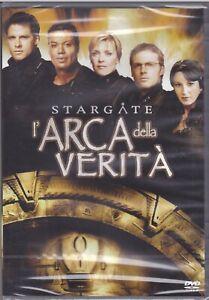 Dvd-STARGATE-L-039-ARCA-DELLA-VERITA-039-nuovo-2008