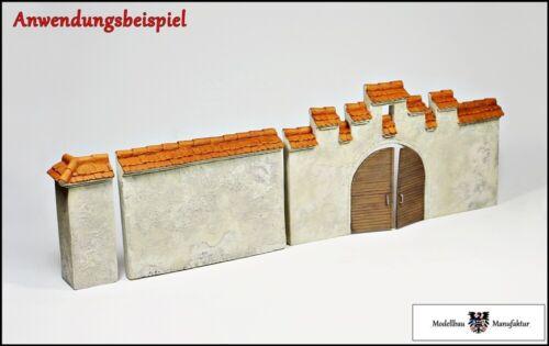 Ecke Mauer 1:32