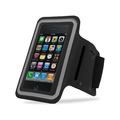 ADJUSTABLE NEOPRENE Sports GYM Jogging STRAP ARM BAND HOLDER FOR IPHONE 4 4G 4S
