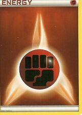 POKEMON - EARTH ENERGY CARD FROM THE PLASMA BLAST ELITE TRAINER BOX