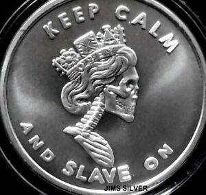 2019 Silver Shield ZUCKERBORG 1 oz Silver BU w// COA /& Copper FREE CAPSULES!