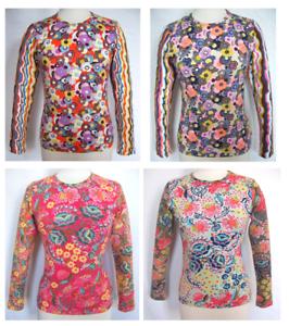 Oilily T-Shirt NEU Gr S M L XL  Damen Shirt Durchscheinend women